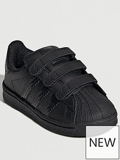 adidas-originals-superstar-infants-blck