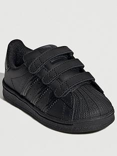 adidas-originals-superstar-infants-trainer-black