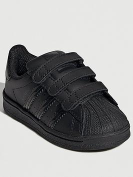 adidas-originals-superstar-infants-trainer-black