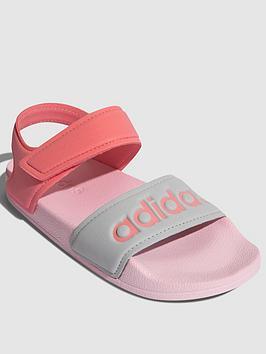 adidas-adilette-childrensnbspsandal-pink