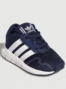 adidas-originals-swift-run-x-infants-navy-white