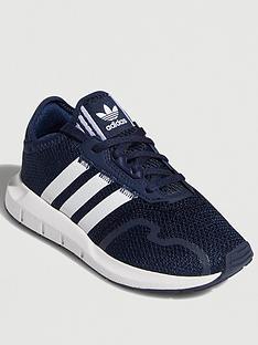 adidas-originals-swift-run-x-childrens-navy-white