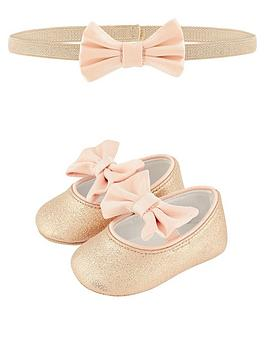 monsoon-baby-girls-samira-bando-and-bootie-set-gold