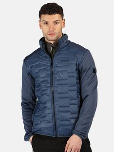 regatta-clumber-hybrid-jacket-navy