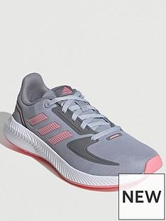 adidas-runfalcon-20-kids-greypink