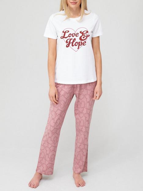 v-by-very-slogan-heart-pyjamas-printnbsp