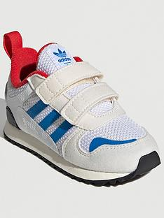 adidas-originals-zx-700-hdnbspinfants-whitebluered