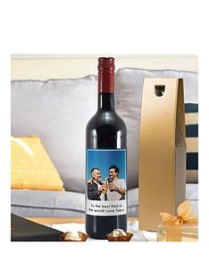 personalised-message-photo-red-wine