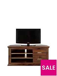 Clifton Corner TV Unit - fits up to 55 inch TV