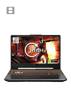 asus-tuf-geforce-gtx-1660-ti-fx506lu-hn003t-gaming-laptop--nbspintel-core-i5-10300hnbsp8gb-ram-512gb-ssd-black
