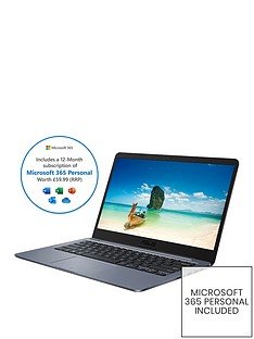 asus-cloudbook-e406na-bv008ts-laptop-14-inch-full-hd-intel-celeron-n3350nbsp4gb-ramnbsp64gb-storagenbspmicrosoft-365-personal-included