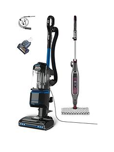 shark-shark-bundlenbsp--lift-away-upright-vacuum-cleaner-nv602uk-with-car-detail-kit-amp-shark-klik-nrsquo-flip-automatic-steam-mop-s6003uk