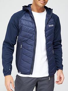 regatta-andreson-hybrid-hooded-jacket-navy