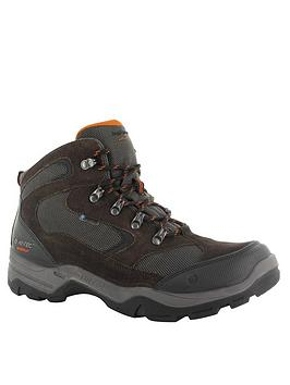 hi-tec-storm-waterproof-boots-brown