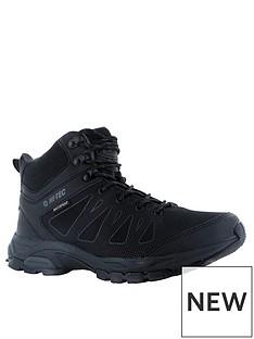 hi-tec-raven-mid-waterproof-black