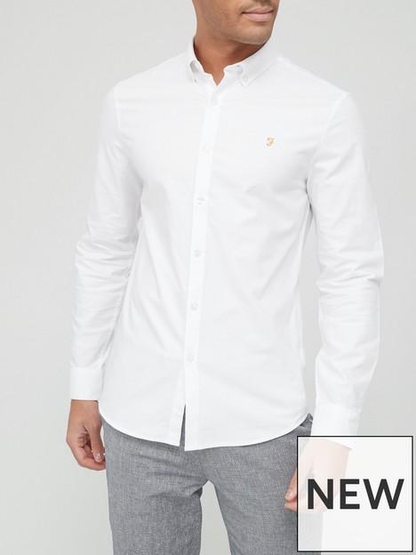 farah-brewer-oxford-shirt-whitenbsp