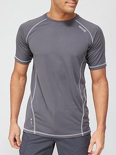 regatta-virda-t-shirt-grey