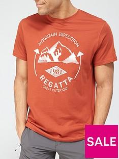regatta-cline-logo-mensnbspt-shirt-red