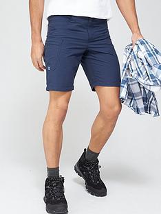 regatta-delgado-shorts-navy