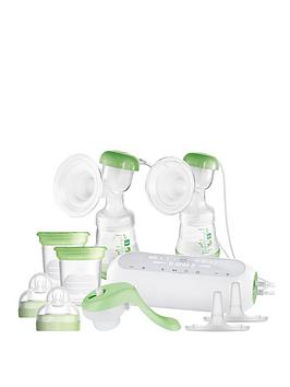 Mam 2In1 Double Electric Breast Pump