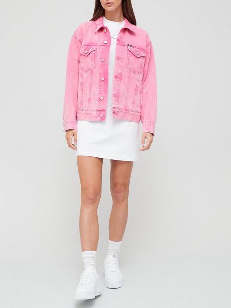 calvin-klein-jeans-dad-denim-jacket-pinknbsp