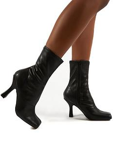 public-desire-violate-ankle-boot-black
