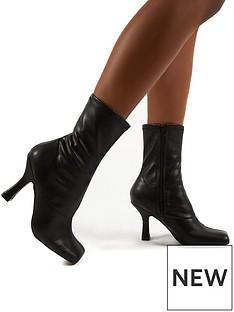 public-desire-violate-ankle-boot-black