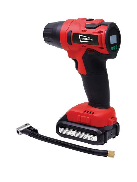 streetwize-accessories-streetwize-12v-cordless-rechargeable-tyre-inflator
