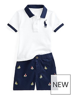 ralph-lauren-baby-boys-polo-shirt-amp-short-set-whitenavy
