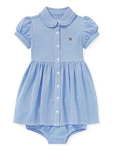 ralph-lauren-baby-girls-oxford-button-dress-blue
