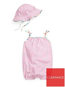 ralph-lauren-baby-girls-bubble-romper-amp-hat-gift-set-pinkwhite