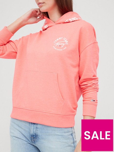 tommy-jeans-boxynbsptape-hoodie-pink