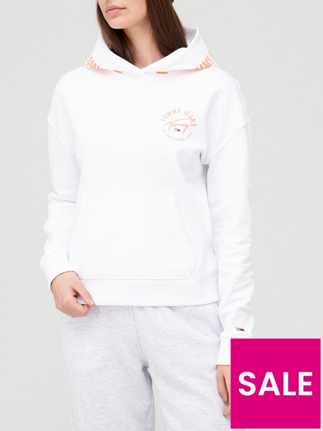 tommy-jeans-tape-logonbsphoodie-white