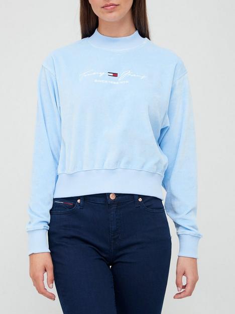 tommy-jeans-pastel-velour-crew-sweat-bluenbsp