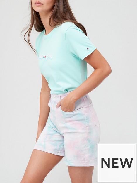 tommy-jeans-linear-logo-t-shirt-blue