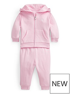 ralph-lauren-baby-girls-hooded-jog-set-pink