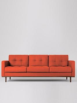 Swoon Berlin Original Three-Seater Sofa