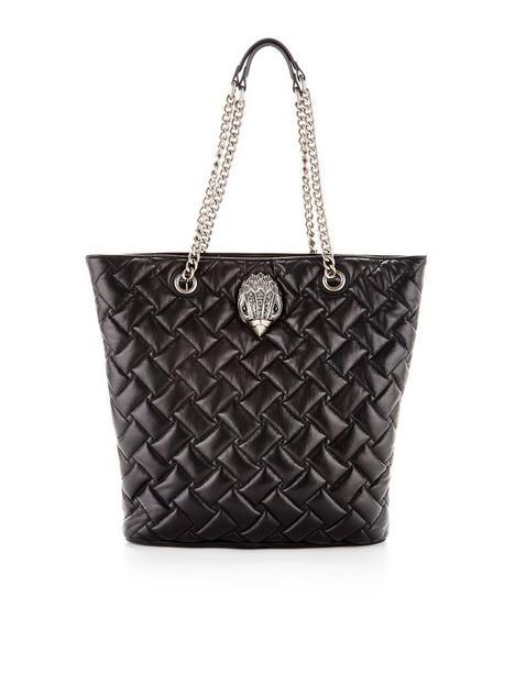 kurt-geiger-london-kensington-large-shopper-tote-bag-black