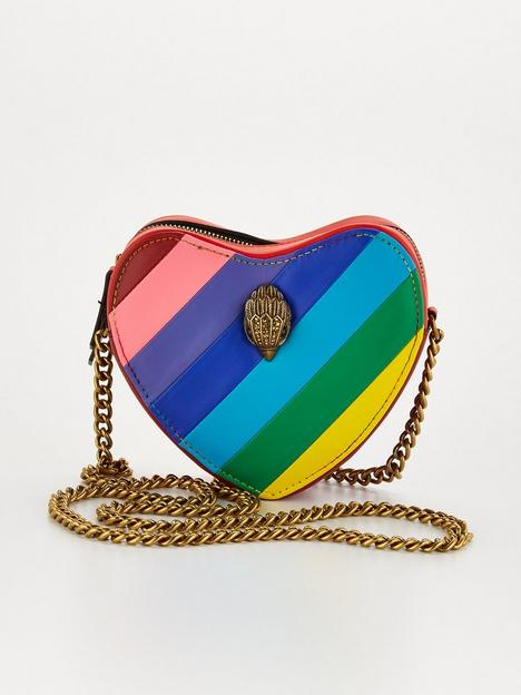 kurt-geiger-london-kensington-heart-crossbody-bag--nbspblue