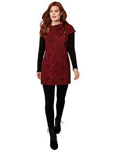 joe-browns-sparkles-festive-tunic-red