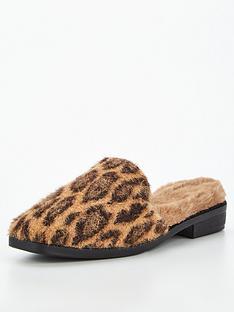 v-by-very-valet-faux-fur-loafer-slipper-leopardnbsp