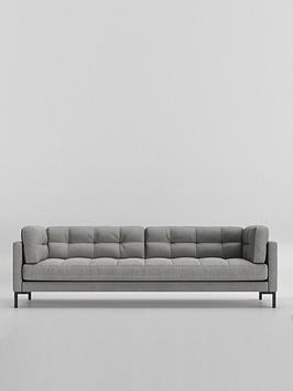 Swoon Landau Three Seater Sofa