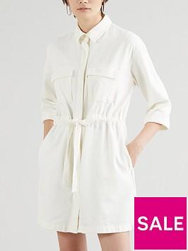 levis-ainsley-utility-denim-dress-neutral