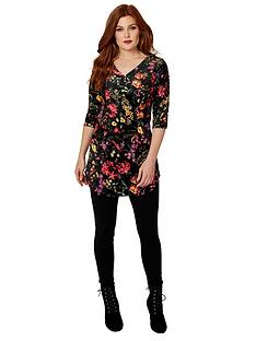 joe-browns-elegant-printed-velvet-tunic-blackmulti