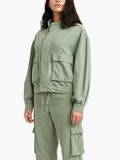 levis-surplus-utility-jacket-green
