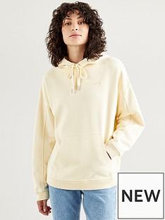 levis-rider-hoodie-yellow