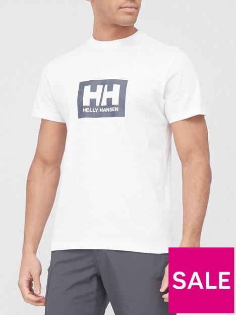 helly-hansen-hhnbspbox-t-shirt-white