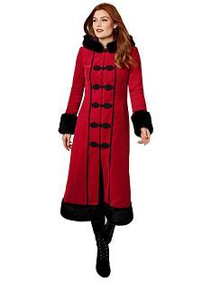 joe-browns-devilishnbspcoat-red