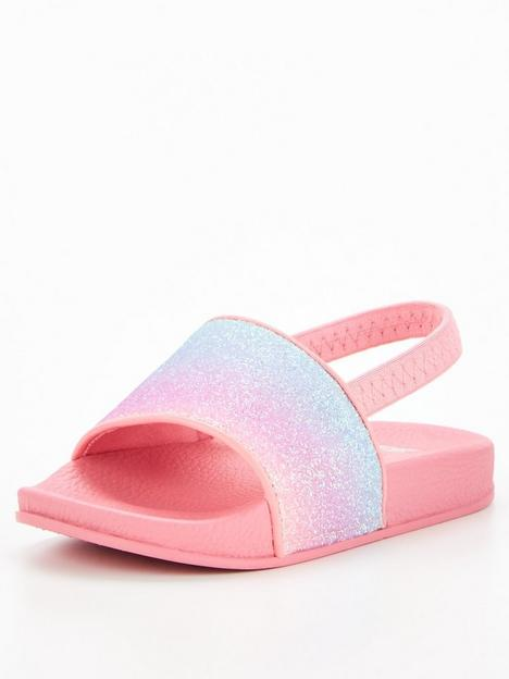 v-by-very-younger-girls-pool-slider-pink-multi