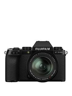 fujifilm-fujifilm-x-s10-mirrorless-digital-camera-with-xf18-55mmf28-4-r-lm-ois-lens-black